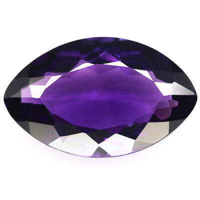 13.05 Ct Aaa! Purple Clr Change To Pink Amethyst Marquise Brazilian Supreme