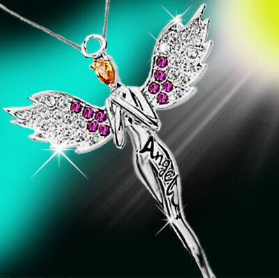 Angel Necklace Guardian Christmas gifts for her womens mum grandma sister nan