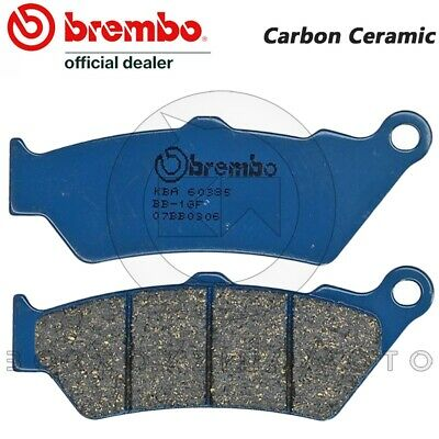 Pastiglie Freno Posteriori Brembo Carbon Blu Bmw R 1200 Gs Adventure Abs 2015