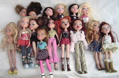 Bratz Doll Lot 2 (Your Choice)