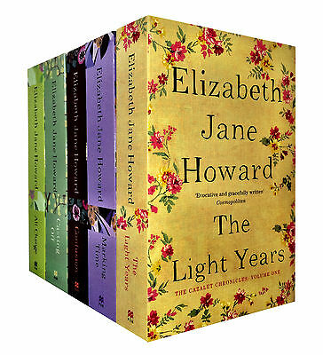 Cazalet Chronicle Collection Elizabeth Jane Howard 5 Books Set