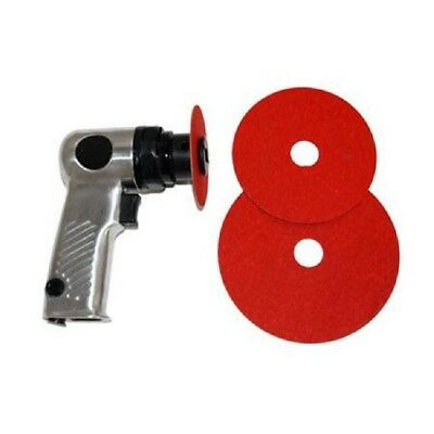 High Speed Air Pneumatic Sander Disc Auto Body Orbital Sanding NEW FREE SHIPPING
