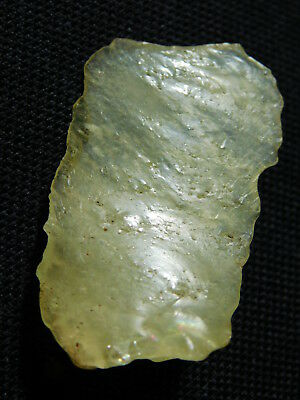 A LIBYAN DESERT GLASS Ancient Artifact or Tool Found in Egypt! 8.88gr