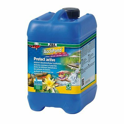 JBL acclipond - 5 Liter Fish Vitamins Water Purifier Preparer Pond Water