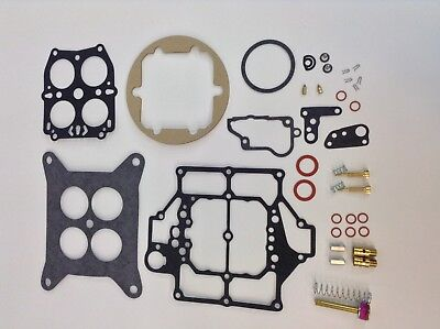 CARTER 4BBL WCFB CARBURETOR KIT 1957 AMERICAN MOTORS REBEL 327 V8 2593S