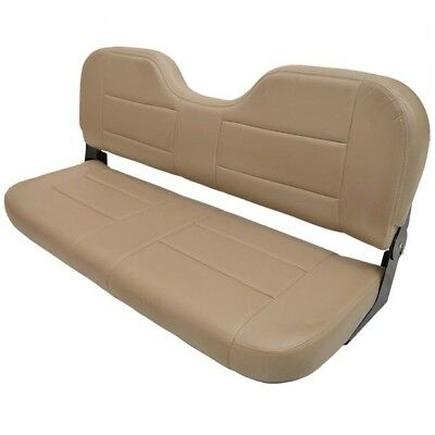 Wise Boat Folding Bench Seat | SeaArk Taupe (Scuff)