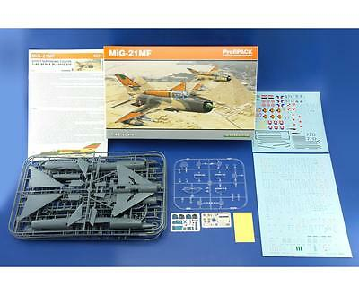 EDUARD 8231 MiG-21 MF Soviet Supersonic Fighter in 1:48 ProfiPACK!!