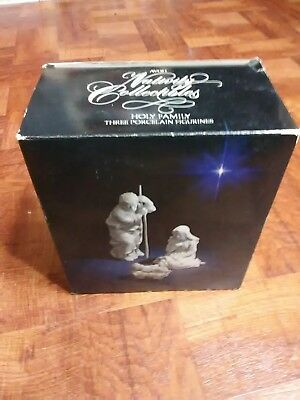 Avon Holy Family Nativity Collectibles