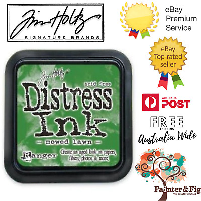 Tim Holtz Distress Inks - Full Size - Ink Pads - Many Ink Pad Colours Reinkers