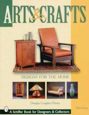 BOOK Arts Crafts Mission Decor Furniture MORE