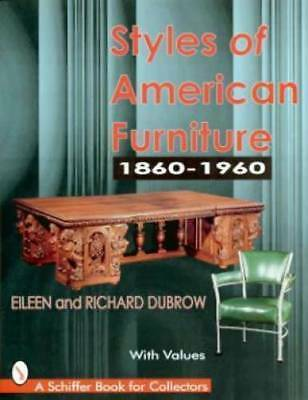 American Furniture ID Book Art Deco Nouveau Victorian