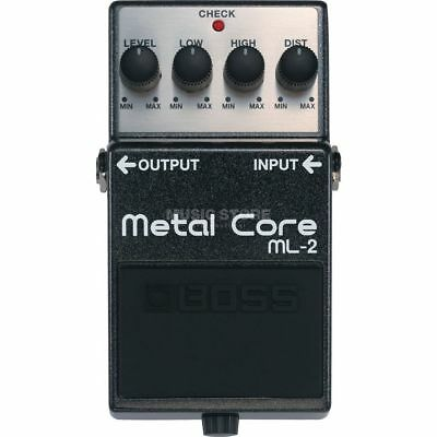 Boss Boss - ML-2 Metal Core