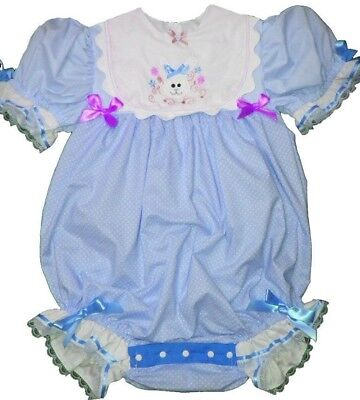 barboteuse sissy  ADULT BABY