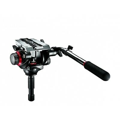 Manfrotto 504HD Reconditioned Head Video with hemisphere 75mm 1 lever telescopic