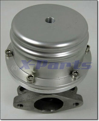 X-Parts 38mm Wastegate CHROM bis 500 PS extern Opel Calibra Astra 16V Turbo