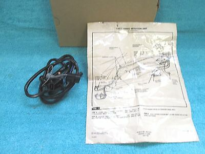 1961-62 chevy corvair backup light wiring harness nos gm accessory 317