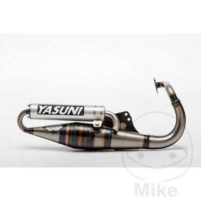 Yasuni Z Series Exhaust Silencer Peugeot Speedfight 1 50 LC DT 1997-1998