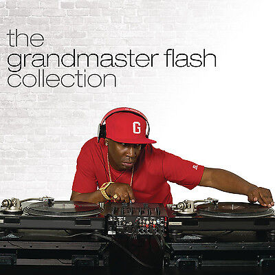 The Grandmaster Flash Collection CD NEW