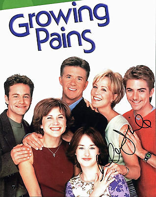 Alan Thicke Growing Pains Authentic Signed 8X10 Photo Autographed BAS #B51602