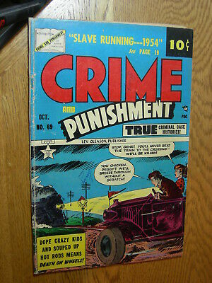 Crime and Punishment #69 G- Dope crazy kids