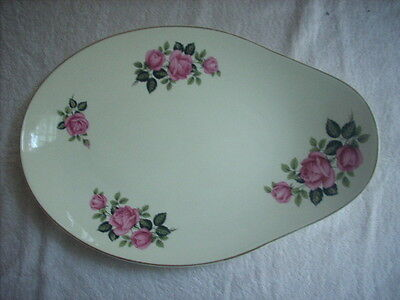 Large Clarice Cliff Designed  Bowl By Royal Staffordshire Ceramics