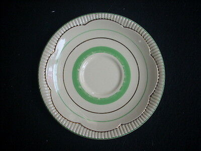 Clarice Cliff Saucer And Another Available