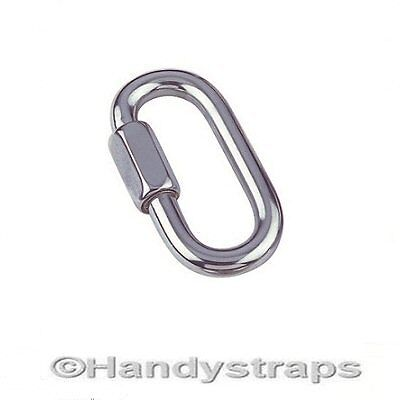8mm Quick Repair Link  Marine Stainless Steel