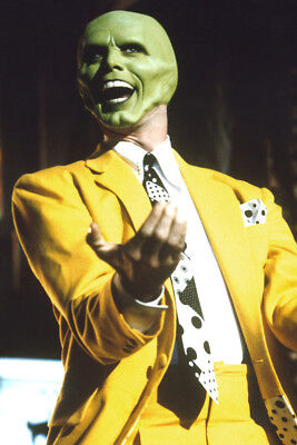 The Mask Jim Carrey In Costume 24X36 Poster
