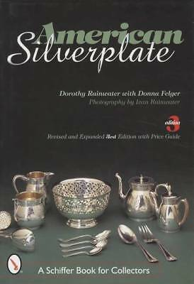 Antique American Silverplate REFERENCE by Rainwater Sheffield Wallce Gorham MORE