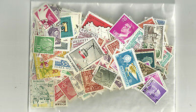 Europe  25 grams mixed collection stamps