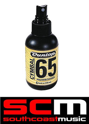 DUNLOP Formula 65 CYMBAL POLISH AND CLEANER 118mL NEW