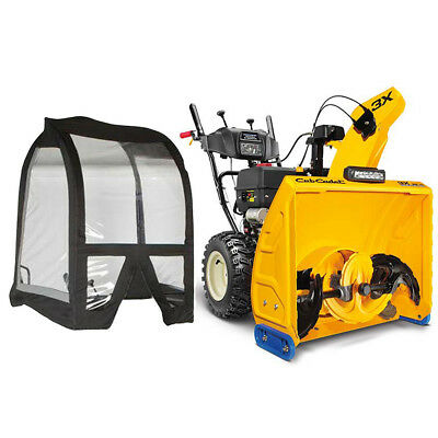 """HD Cub Cadet 3 Stage Snow Blower 28"""" Gas Powered Electric Start w/ Canopy"""