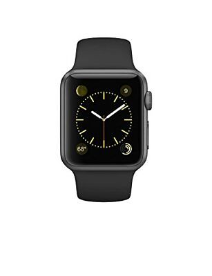 Apple Watch Sport Gen 1 Aluminum Case w/ Sport Band - Space Gray -  38mm