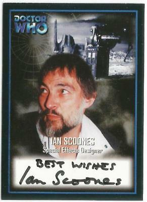 Doctor Who Definitive  Series 2  Autograph Card   ...choose