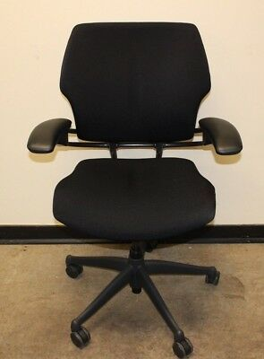 Humanscale Freedom office ergonomic ergo gaming mid back office adjustable chair