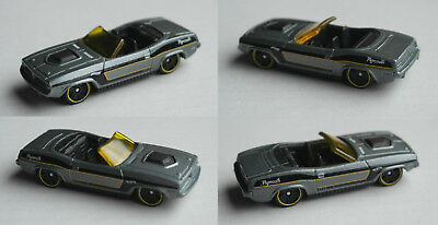 Hot Wheels 1970 Plymouth Barracuda Cabrio graumetallic Multipack Exclusive HW 70