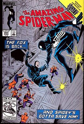 The Amazing Spider-Man # 265 SCARCE 2ND VERY FINE 1ST APPEARANCE SILVER SABLE