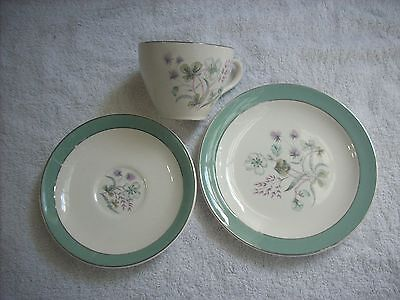 Midwinter Stylecraft Cup Saucer & Plate Classic Shape And Others Available