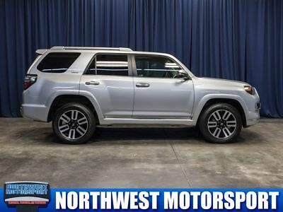 2016 Toyota 4Runner Limited 4x4