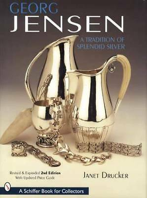 Georg Jensen Silver Collector Reference - Sterling Flatware & Table Service ID
