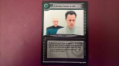 A Second Chance at Life - Star Trek:TNG CCG 2nd Edition: Call To Arms (2003)