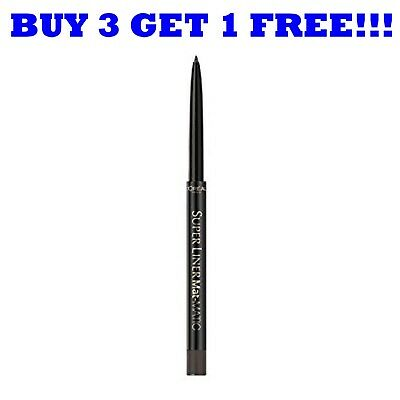 L'Oreal Superliner Gel Matic eyeliner 03 Taupe Grey