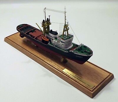 Classic Ship Collection 4003V German Tug Boat Oceanic 1969 1/400 Scale Model