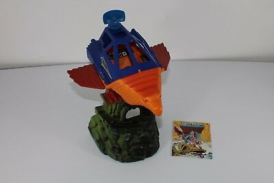 Point Dread & Talon Fighter -1983- (Masters of the Universe) 100% komplett