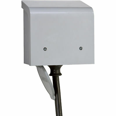 Reliance Nonmetallic Inlet Box-50 Amps #PBN50