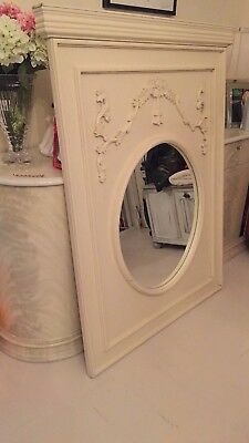Gustavian French Mirror