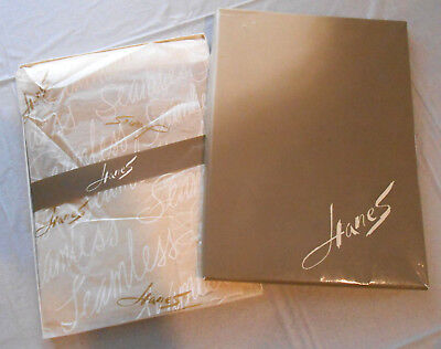 (3) Pair Hanes Stockings GREYLING 415 M Reinforced Sheer 10 M New in Box