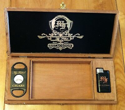 My Fathers Cigars Special LimitedEdition Box Set, Cigar Cutter, Lighter