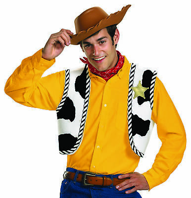 Woody Kit Adult  Costume Accessories