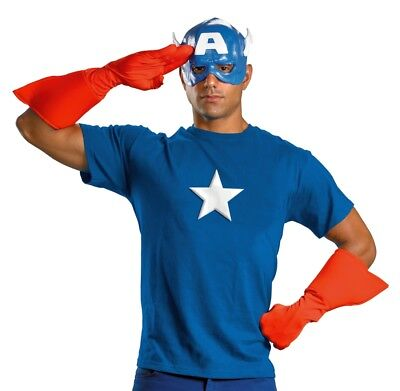 Captain America Kit Adult  Costume Accessories